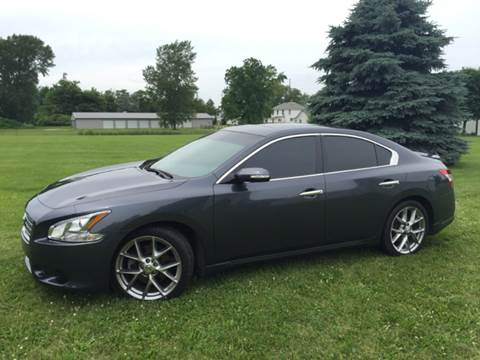 2010 Nissan Maxima for sale at Goodland Auto Sales - Lot 2 in Goodland IN