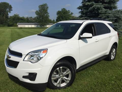 2015 Chevrolet Equinox for sale at Goodland Auto Sales in Goodland IN