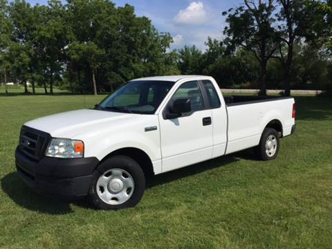 2007 Ford F-150 for sale at Goodland Auto Sales - Lot 2 in Goodland IN