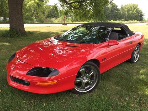 1997 Chevrolet Camaro for sale at Goodland Auto Sales in Goodland IN