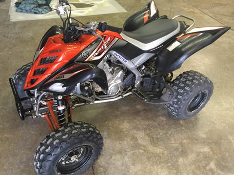 2007 Yamaha Raptor for sale at Goodland Auto Sales - Lot 2 in Goodland IN