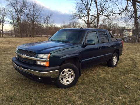 2006 Chevrolet Avalanche for sale at Goodland Auto Sales - Lot 2 in Goodland IN