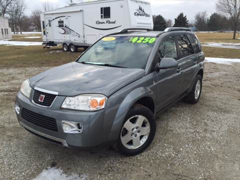 2006 Saturn Vue for sale at Goodland Auto Sales - Lot 2 in Goodland IN