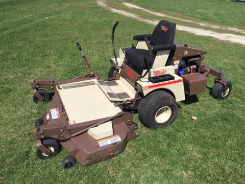 2001 Grasshopper 725 for sale at Goodland Auto Sales - Lot 2 in Goodland IN