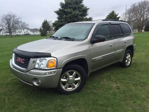 2002 GMC Envoy for sale at Goodland Auto Sales - Lot 2 in Goodland IN