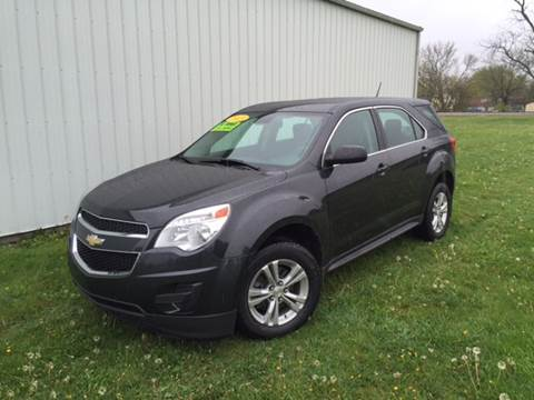 2013 Chevrolet Equinox for sale at Goodland Auto Sales - Lot 2 in Goodland IN
