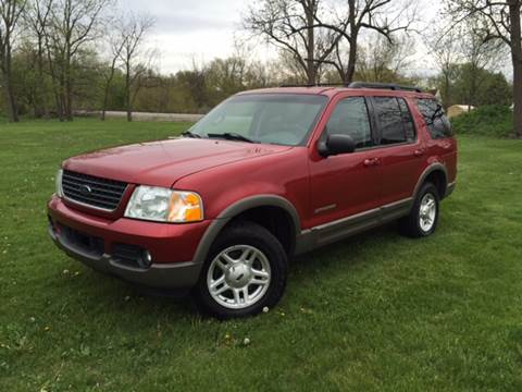 2002 Ford Explorer for sale at Goodland Auto Sales - Lot 2 in Goodland IN