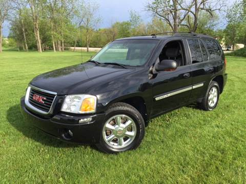 2004 GMC Envoy for sale at Goodland Auto Sales in Goodland IN