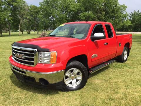 2012 GMC Sierra 1500 for sale at Goodland Auto Sales - Lot 2 in Goodland IN
