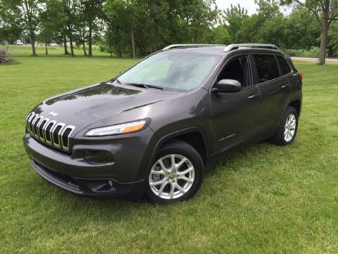 2015 Jeep Cherokee for sale at Goodland Auto Sales - Lot 2 in Goodland IN