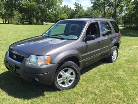 2003 Ford Escape for sale at Goodland Auto Sales - Lot 2 in Goodland IN