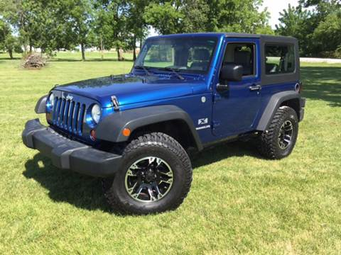 2009 Jeep Wrangler for sale at Goodland Auto Sales - Lot 2 in Goodland IN