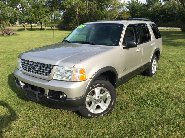 2004 Ford Explorer for sale at Goodland Auto Sales - Lot 2 in Goodland IN