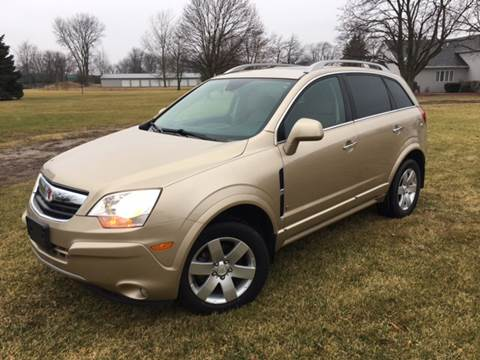 2008 Saturn Vue for sale at Goodland Auto Sales - Lot 2 in Goodland IN