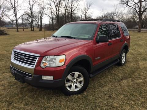 2006 Ford Explorer for sale at Goodland Auto Sales - Lot 2 in Goodland IN