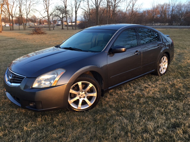 2007 Nissan Maxima for sale at Goodland Auto Sales - Lot 2 in Goodland IN