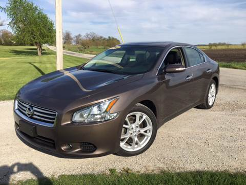 2013 Nissan Maxima for sale at Goodland Auto Sales - Lot 2 in Goodland IN