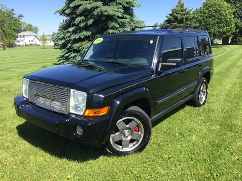 2008 Jeep Commander for sale at Goodland Auto Sales - Lot 2 in Goodland IN