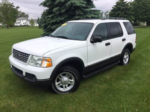 2003 Ford Explorer for sale at Goodland Auto Sales - Lot 2 in Goodland IN