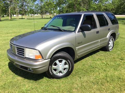1999 Oldsmobile Bravada for sale at Goodland Auto Sales - Lot 2 in Goodland IN