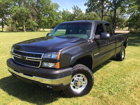 2003 Chevrolet Silverado 2500HD for sale at Goodland Auto Sales - Lot 2 in Goodland IN