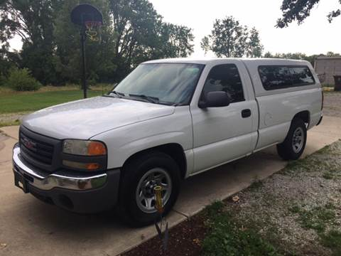 2006 GMC Sierra 1500 for sale at Goodland Auto Sales - Lot 2 in Goodland IN