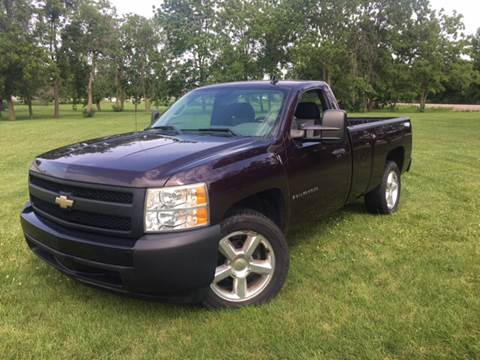 2008 Chevrolet Silverado 1500 for sale at Goodland Auto Sales - Lot 2 in Goodland IN