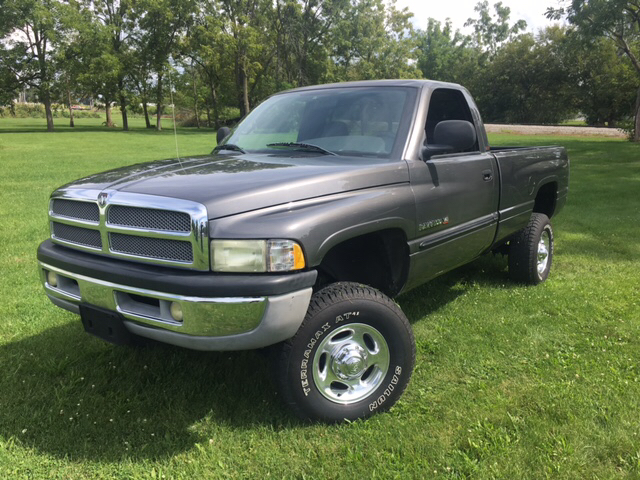 2002 Dodge Ram Pickup 2500 for sale at Goodland Auto Sales - Lot 2 in Goodland IN