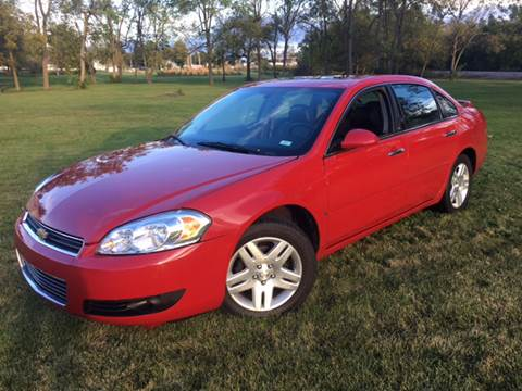 2007 Chevrolet Impala for sale at Goodland Auto Sales - Lot 2 in Goodland IN
