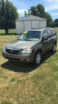 2002 Mazda Tribute for sale at Goodland Auto Sales in Goodland IN