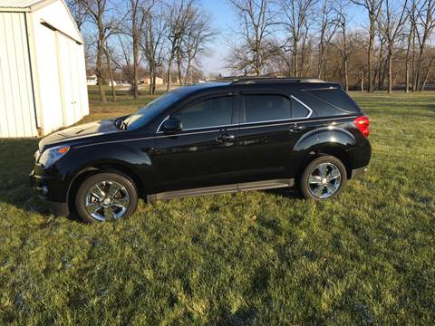 2013 Chevrolet Equinox for sale at Goodland Auto Sales in Goodland IN