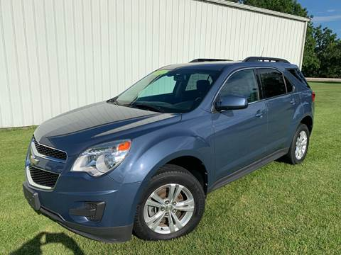 2011 Chevrolet Equinox for sale at Goodland Auto Sales in Goodland IN