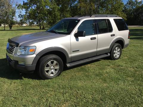 2006 Ford Explorer for sale at Goodland Auto Sales in Goodland IN