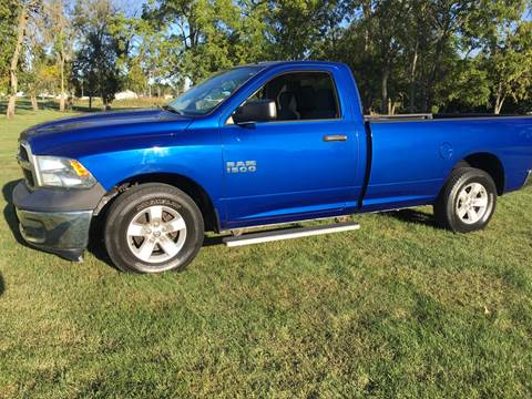 2014 RAM Ram Pickup 1500 for sale at Goodland Auto Sales in Goodland IN