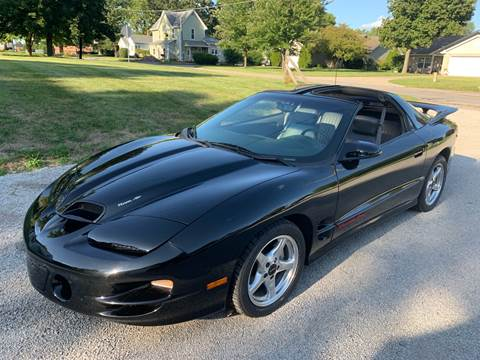 1998 Pontiac Firebird for sale in Goodland, IN