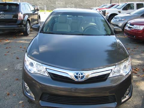 2013 Toyota Camry Hybrid for sale in Charlotte, NC