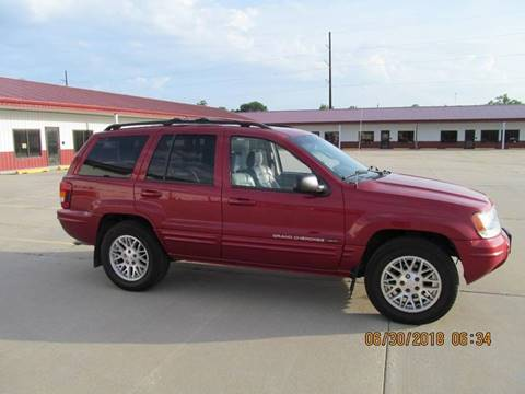 2004 Jeep Grand Cherokee For Sale In Council Bluffs, IA