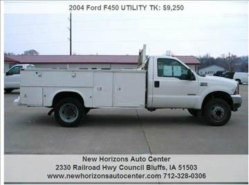 2004 Ford F-450 Super Duty for sale in Council Bluffs, IA