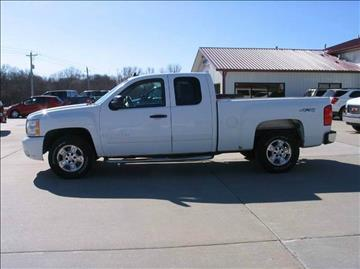 2008 Chevrolet Silverado 1500 for sale at New Horizons Auto Center in Council Bluffs IA