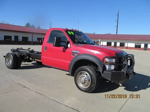 2008 Ford F-450 Super Duty for sale in Council Bluffs, IA