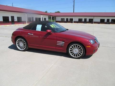 2007 Chrysler Crossfire for sale in Council Bluffs, IA