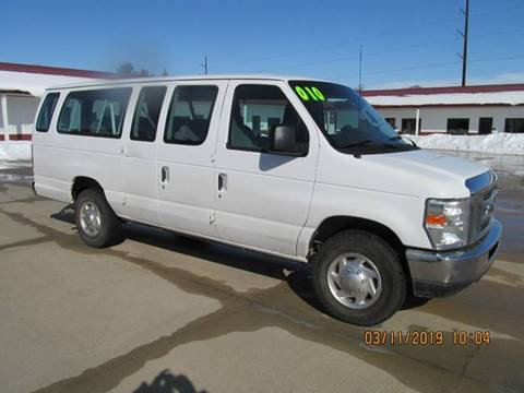 2010 Ford E-Series Wagon for sale in Council Bluffs, IA