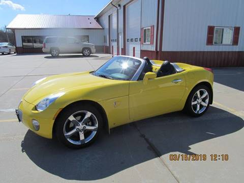 2007 Pontiac Solstice for sale in Council Bluffs, IA