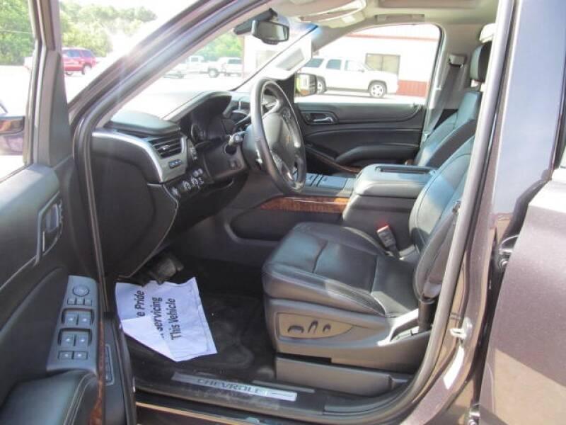 2016 Chevrolet Tahoe 4x4 LTZ 4dr SUV - Council Bluffs IA
