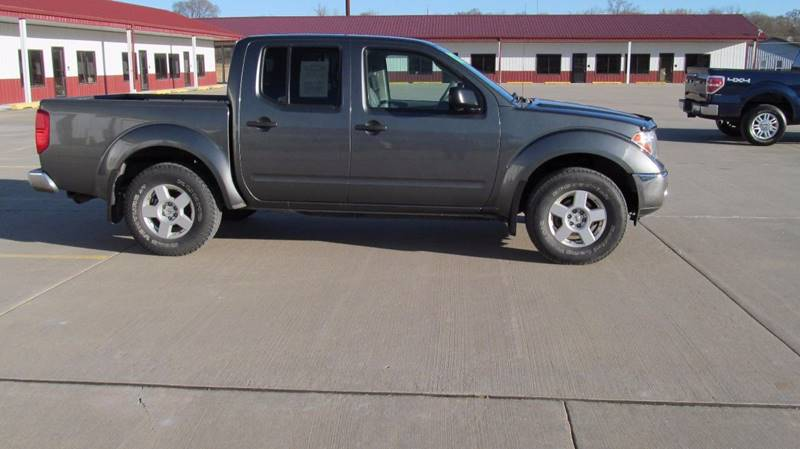 Captivating 2007 Nissan Frontier CREW CAB