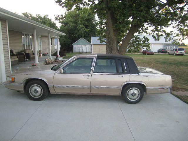 1992 Cadillac DeVille for sale at Bongers Auto in David City NE