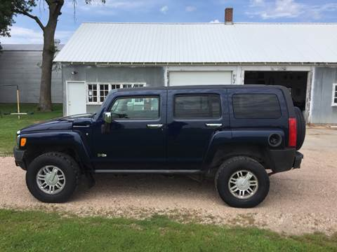 2007 hummer h3 for sale at bongers auto in david city ne