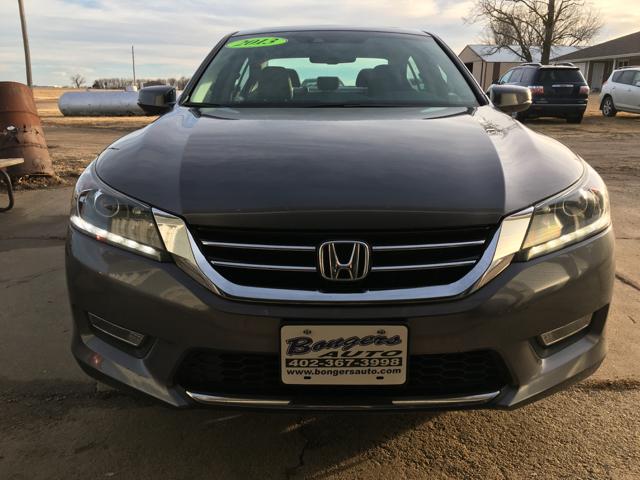 2013 Honda Accord for sale at Bongers Auto in David City NE