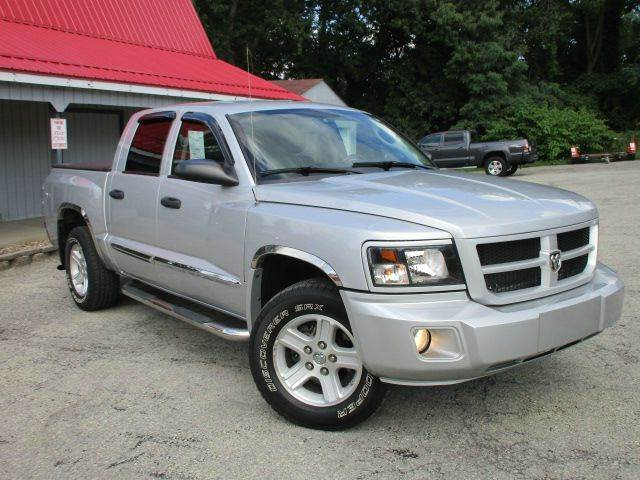 2009 Dodge Dakota 4x4 BigHorn Crew Cab 4dr - Youngwood PA