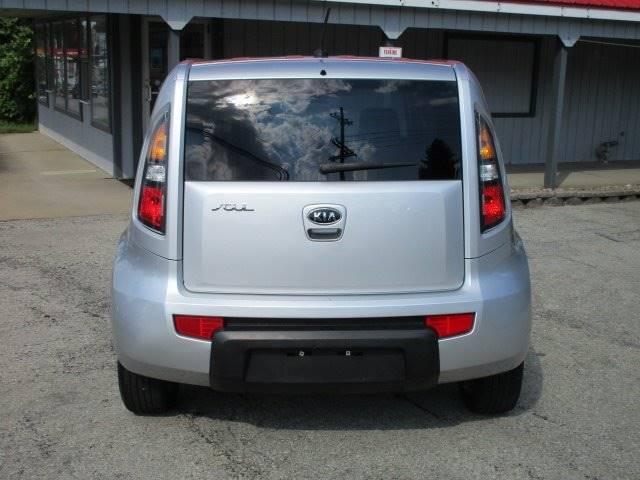 2010 Kia Soul + 4dr Wagon 4A - Youngwood PA